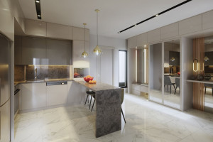 Residence-113-sqm-Attica-(Athens-Center)-385.000-euro | Vitruvius Investments