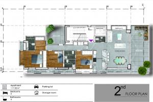 Wohnung-117-sqm-Nea-Smyrni-(Athen-Süd)-330.000-euro | NOVA REAL ESTATE