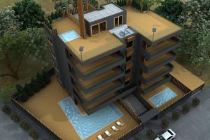 Wohnung-190-sqm-Glyfada-(Athen-Süd)-1.500.000-euro   ARPON Kataskevastiki Ltd