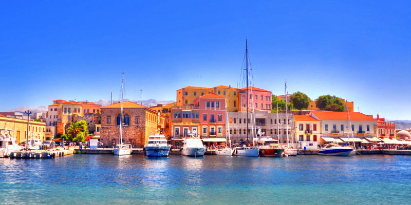 The countless faces of Chania