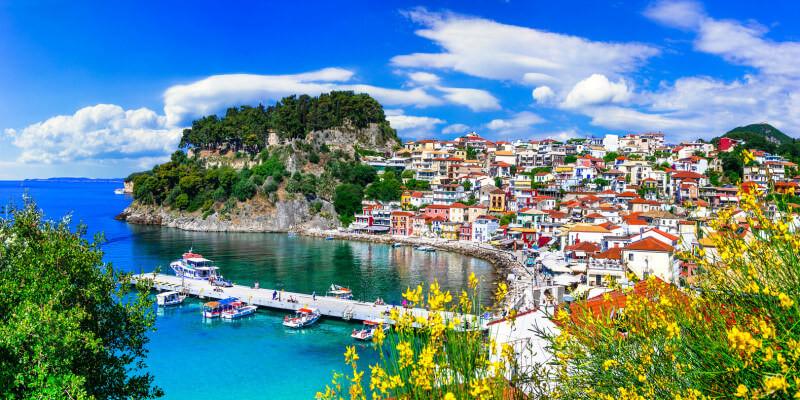 Frühling in Griechenland