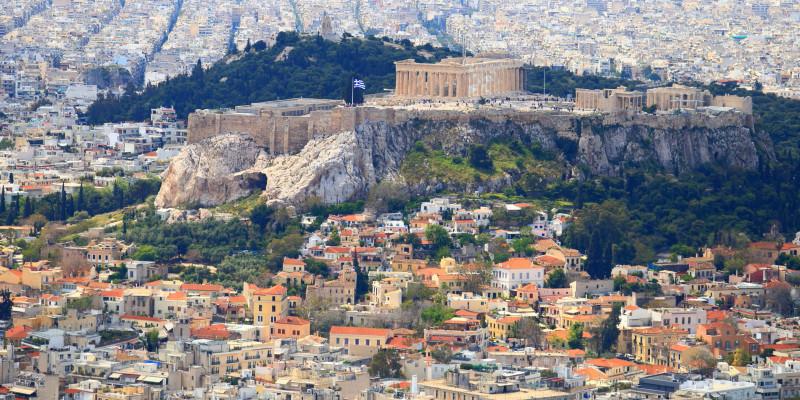 Griechische Immobilien versprechen hohe Renditen