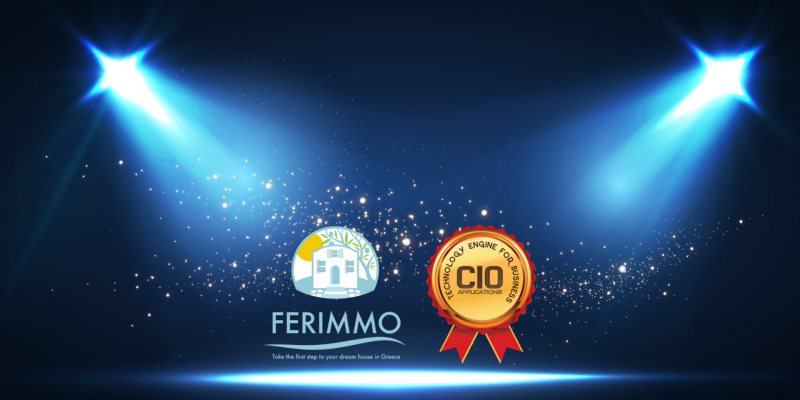International award for FERIMMO  - 2020