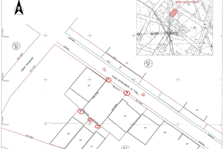 Grundstück / Land, 509m², Nikaia (Piräus Vororte), 295.000 € | TROIA Group