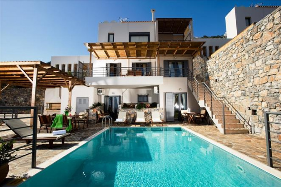 Residence, 96m², Agios Nikolaos (Lasithi Prefecture), 650.000 € | Grekodom Development