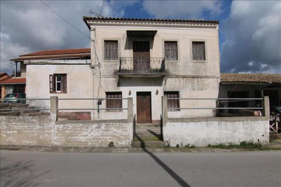Haus, 148qm, Aggelokastro (Aitolia & Akarnania), 100.000 € | Grekodom Development
