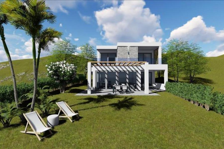 Residence, 100m², Sithonia (Chalkidiki), 300.000 € | Grekodom Development
