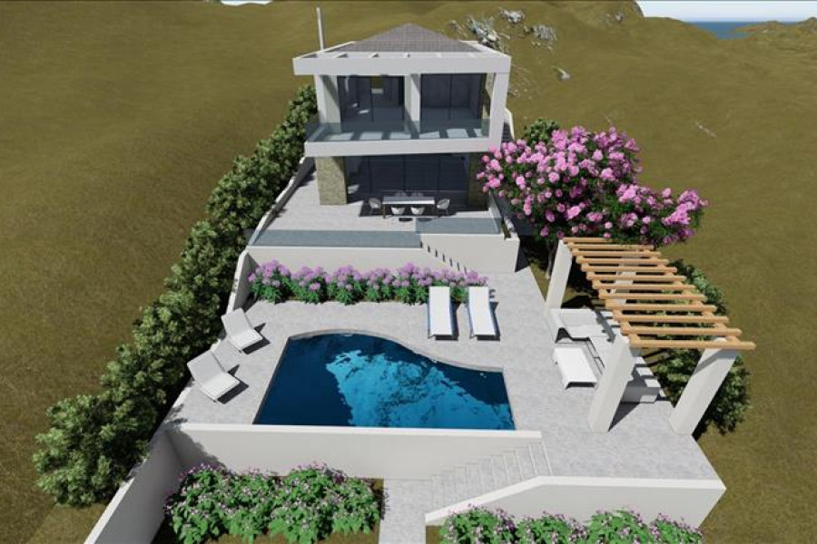 Residence, 132m², Sithonia (Chalkidiki), 500.000 €   Grekodom Development