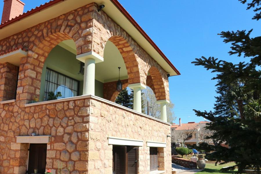 Residence, 460m², Oraiokastro (Thessaloniki - Suburbs around city center), 3.000.000 € | Land Sea Properties