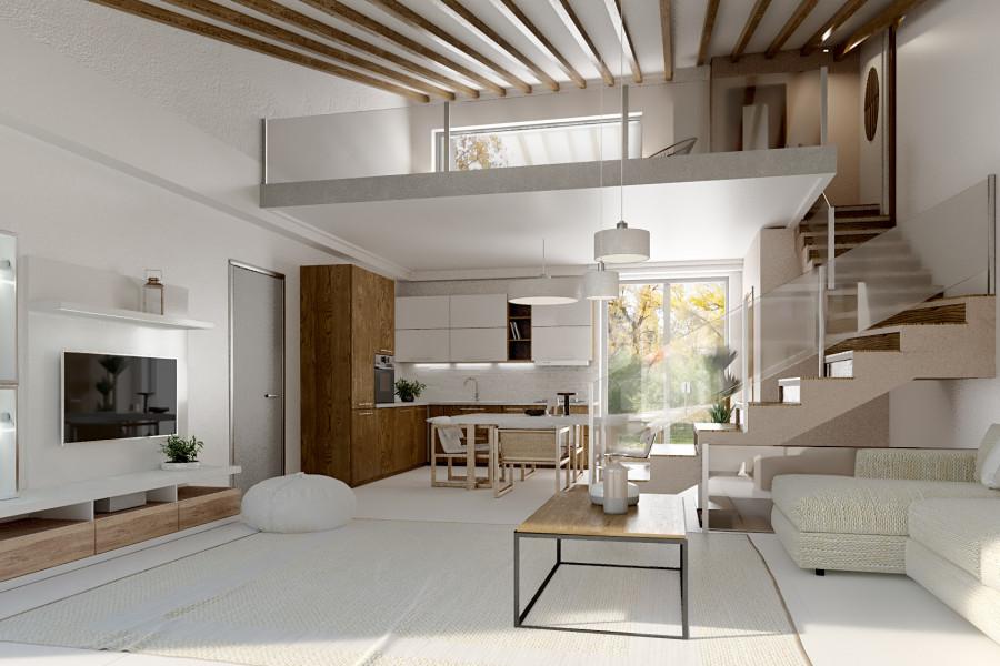Residence, 104m², Kassandra (Chalkidiki), 170.000 € | Land Sea Properties