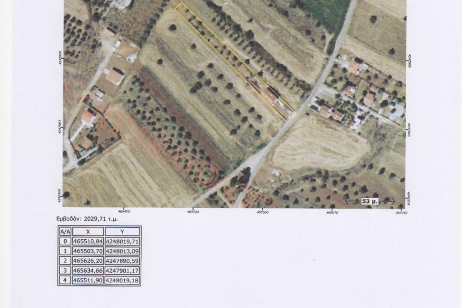 Residence, 235m², Aylida (Euboea), 250.000 € | MSM REAL ESTATE