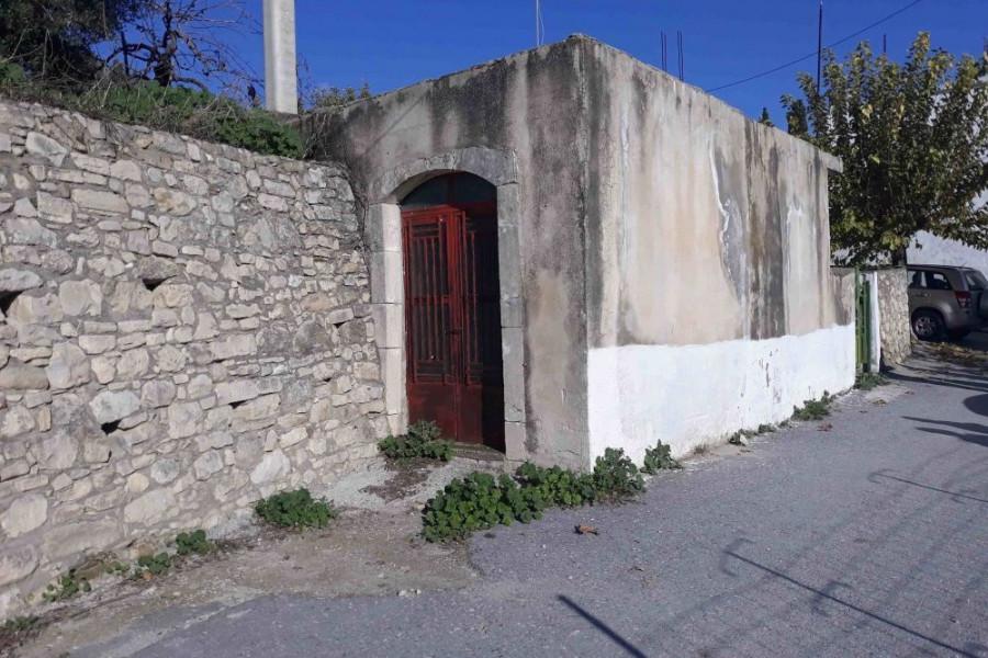 Residence, 90m², Moires (Heraklion Prefecture), 50.000 €   Cretaestate