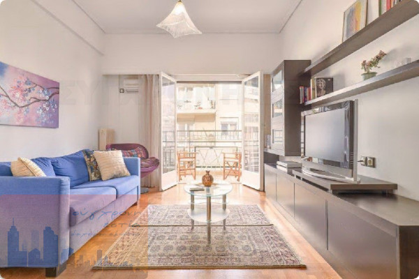 Apartment, 65m², Exarcheia - Neapoli (Athens Center), 550 € | SYGXRONI ESTIA