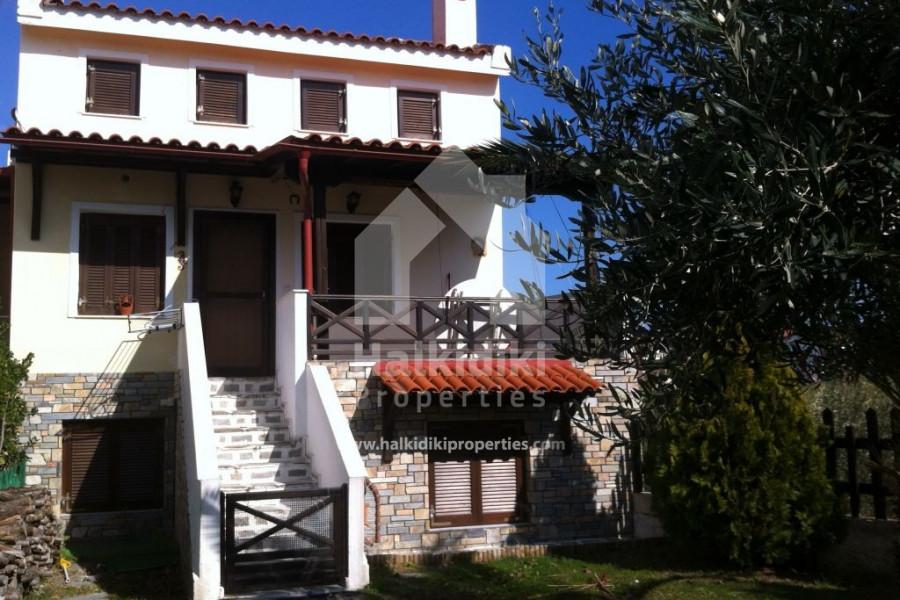 Residence, 100m², Sithonia (Chalkidiki), 250.000 € | Halkidiki Properties Real Estate