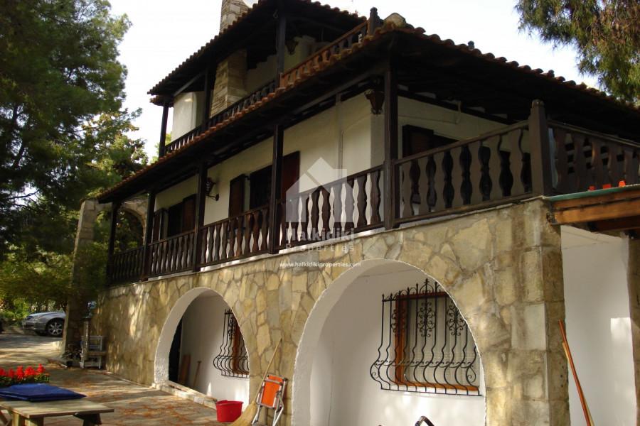 Residence, 140m², Sithonia (Chalkidiki), 400.000 €   Halkidiki Properties Real Estate