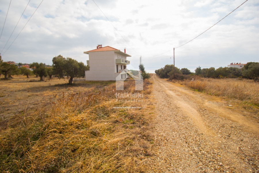 Grundstück / Land, 903m², Sithonia (Chalkidiki), 185.000 € | Halkidiki Properties Real Estate