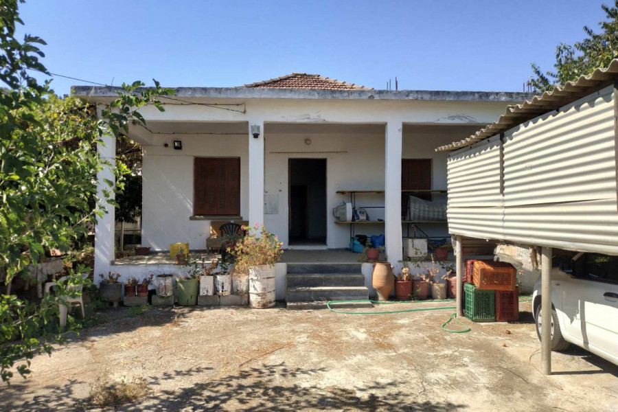 Haus, 100qm, Therisos (Chania Präfektur), 125.000 €   CONTRACT Real Estate