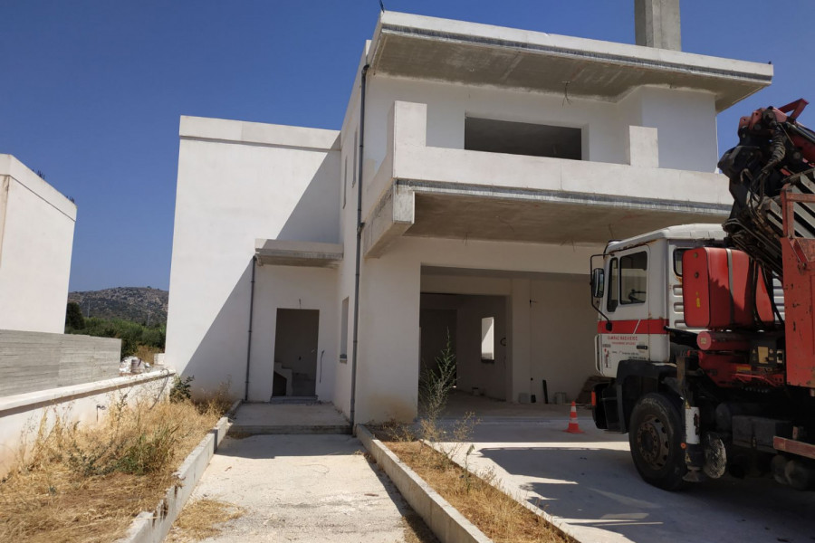 Haus, 180qm, Therisos (Chania Präfektur), 310.000 €   CONTRACT Real Estate