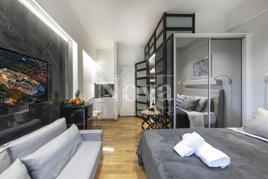 Apartment, 22m², Historic Center (Athens Center), 99.000 € | NOVA REAL ESTATE