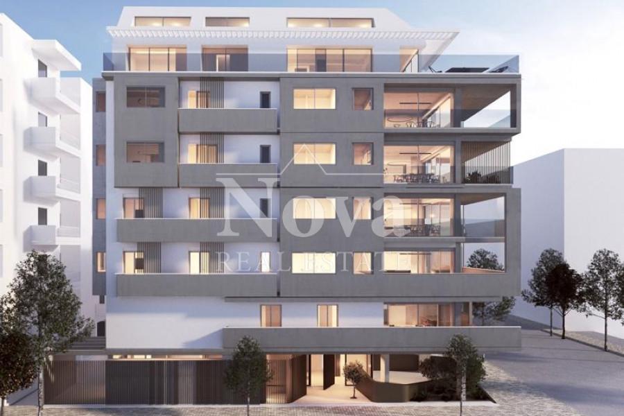 Apartment, 93m², Nea Smyrni (South Athens), 230.000 €   NOVA REAL ESTATE