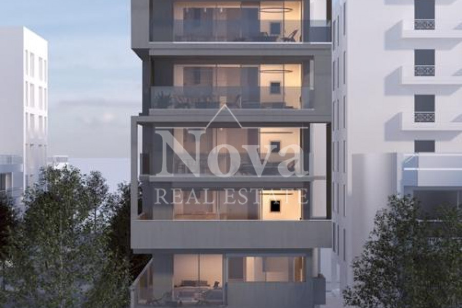 Apartment, 137m², Nea Smyrni (South Athens), 450.000 € | NOVA REAL ESTATE