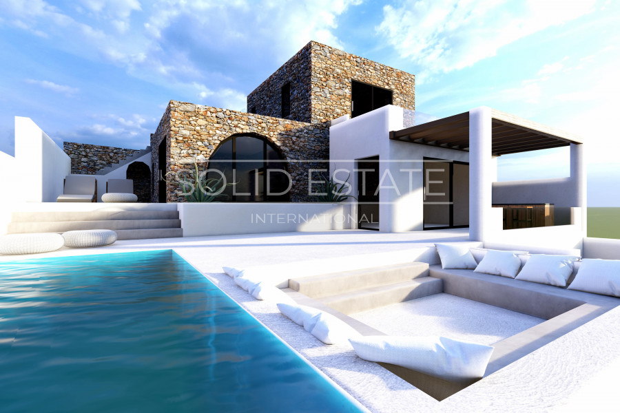 Residence, 154m², Kalymnos (Dodecanese), 360.000 € | SOLID ESTATE