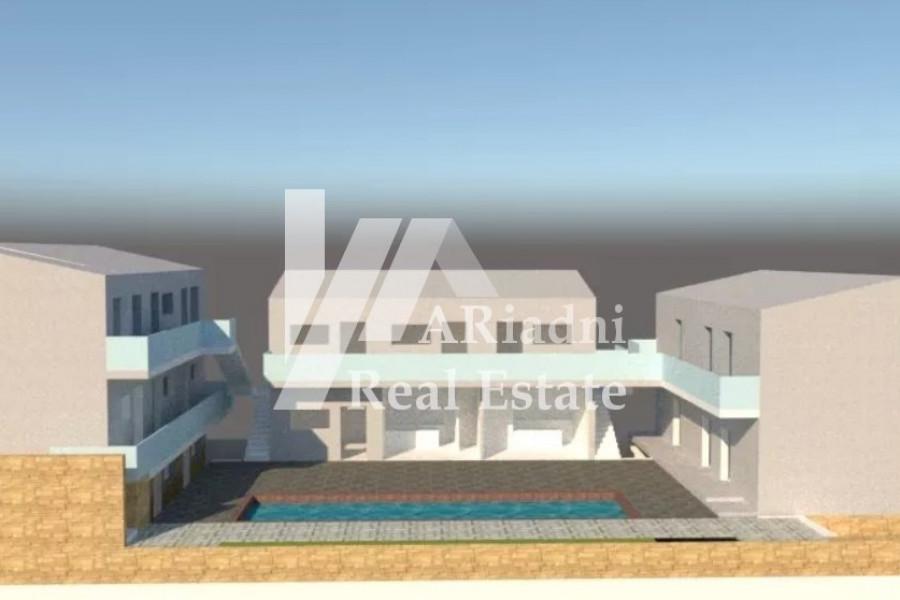 Gewerbe-Immobilie, 450m², Kassandra (Chalkidiki), 550.000 € | ARiadni Real Estate